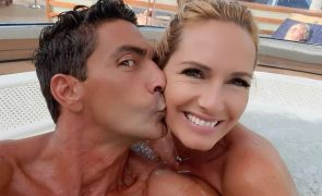 Namorado de Fernanda Serrano faz primeira declaração pública de amor