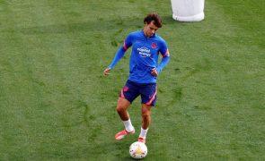 TAD rejeita recurso do Atlético Madrid e João Félix vai cumprir castigo