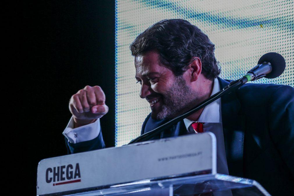 Chega e Vox deram primeiro passo na união de forças para uma