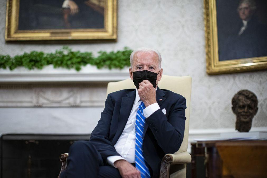 Biden procura consolidar o Quad como um baluarte da democracia contra a China