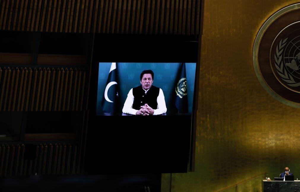 Paquistão acusa a Índia de