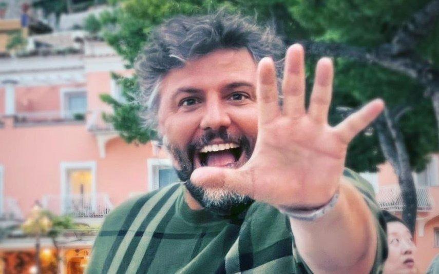 César Mourão realiza sonho com novo projeto… atrás das câmaras!