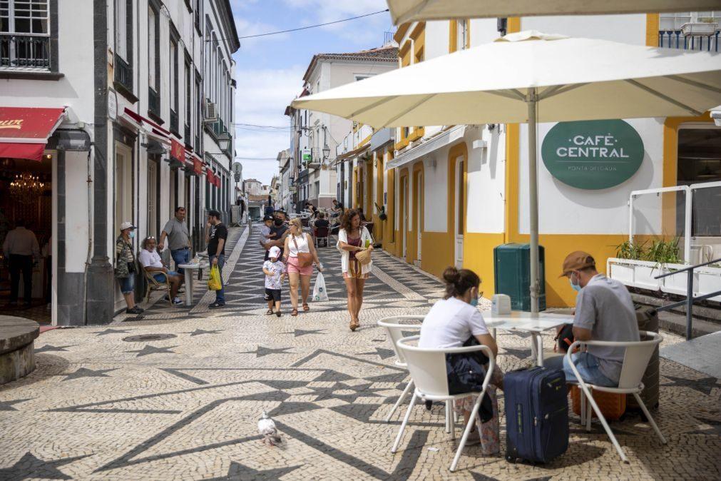 Covid-19: Açores com 13 novos casos e três doentes em cuidados intensivos