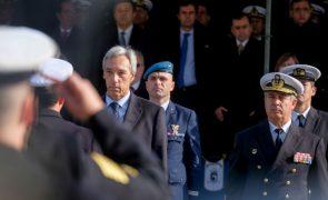 Ministro da Defesa vai propor saída do Chefe do Estado-Maior da Armada