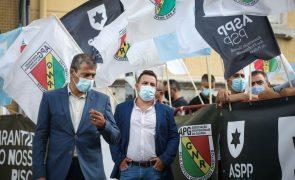 Sindicato da PSP reivindica mais 200 agentes para os Açores