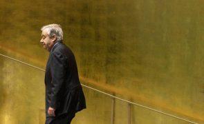 Etiópia: António Guterres chocado com expulsão de funcionários da ONU