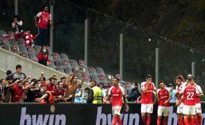 Sporting de Braga vence Midtjylland por 3-1 e conquista primeira vitória na Liga Europa