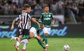 Atlético Mineiro alega irregularidade no jogo com o Palmeiras na Taça Libertadores