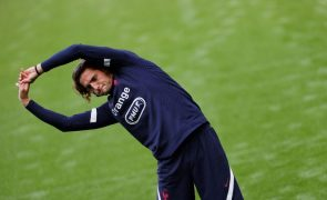 Francês Rabiot testa positivo à covid-19 e é baixa para a final da Liga das Nações