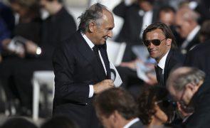 Benfica/Eleições: Manuel Damásio considera que o mais importante é a união