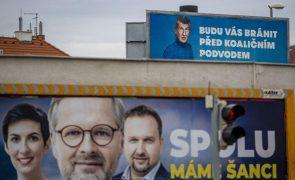 Coligação de centro-direita derrota PM Babis nas eleições da República Checa