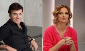 A reação de Cristina Ferreira à entrevista de Tony Carreira