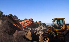 Reiniciada extração de agregado de ferro nas minas de Moncorvo passados 40 anos