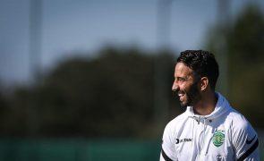 Rúben Amorim admite Sporting mais forte, mas não dependente de Pedro Gonçalves