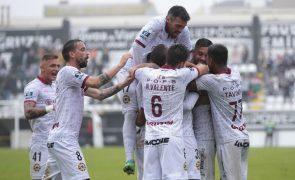 Varzim vence Marítimo nos penáltis e afasta primeira equipa da I Liga na Taça