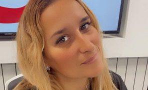 Veja o antes e depois do novo nariz de Ana Isabel Arroja [fotos]