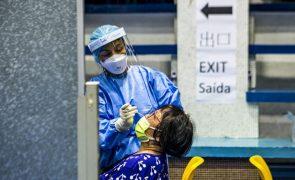 Covid-19: Macau exige teste negativo para sair do território