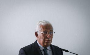OE2022: Costa salienta que em caso algum o seu Governo colocará em risco contas públicas
