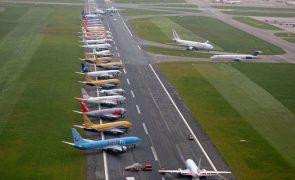Aeroportos enfrentam novas perdas e dívidas elevadas