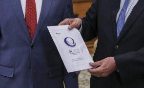 Segundo orçamento chumbado desde o 25 de Abril, mas o primeiro a originar eleições